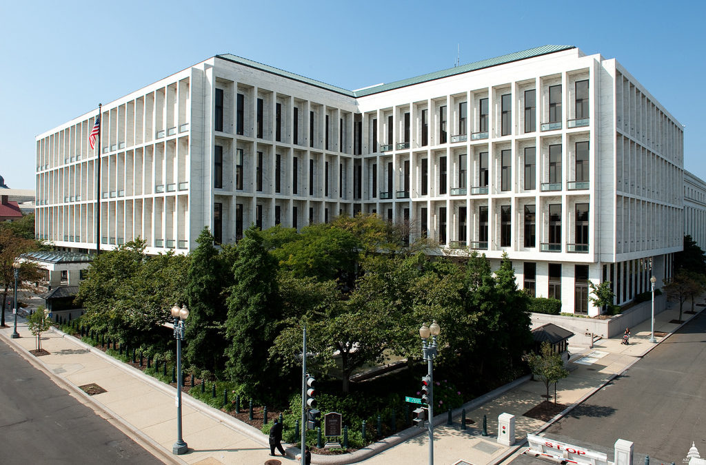 Everything you want to know about the Hart Senate Office Building